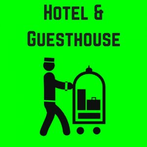 hotel and guesthouse services