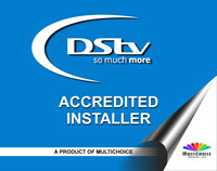 DStv installations Pretoria and Centurion, DStv accreditation