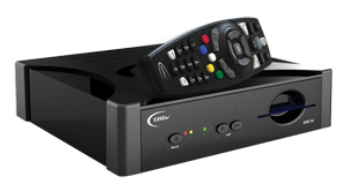 DSTV single HD decoder front